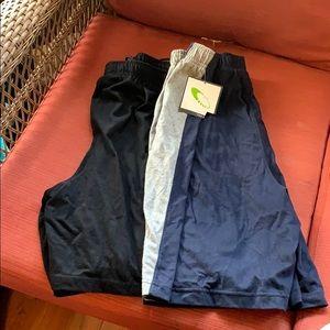 A set of 2 men's Athletic Sport Shorts